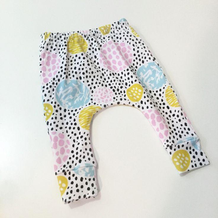 IN STOCK - Baby Leggings, Toddler Leggings, Baby Harems - Geo Spots by LittleEskimo on Etsy https://www.etsy.com/au/listing/476007773/in-stock-baby-leggings-toddler-leggings