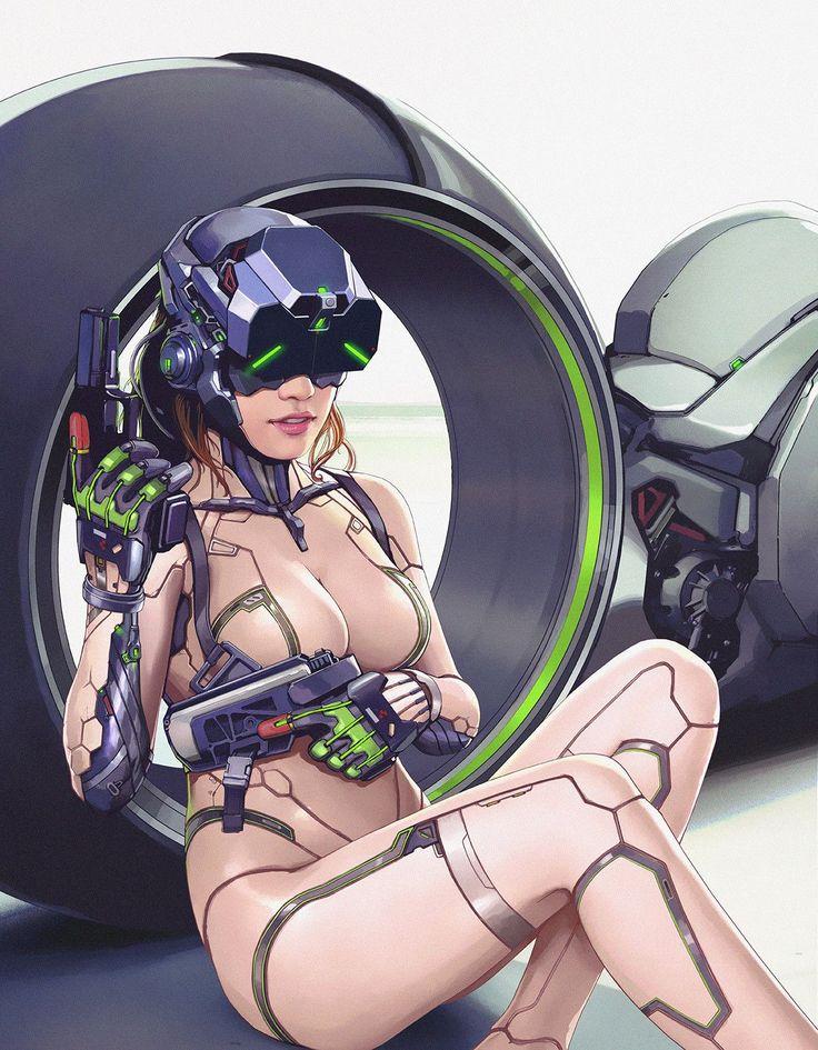 20170321, Yulin Li on ArtStation at https://www.artstation.com/artwork/qKmxD