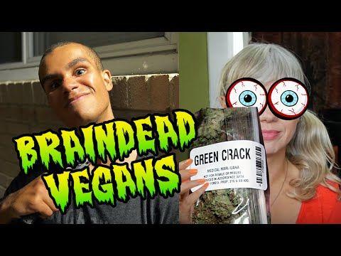 Vegan Psychopaths, Liars & Dumbasses (Vegans Die From Cancer Too) - YouTube