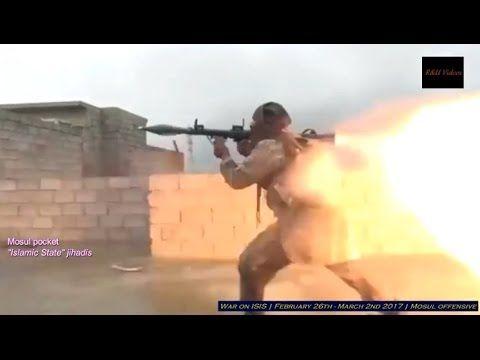 Guerra contra o ISIS no Iraque - Ofensiva de Mosul (+18) - 26.02 a 2.03....