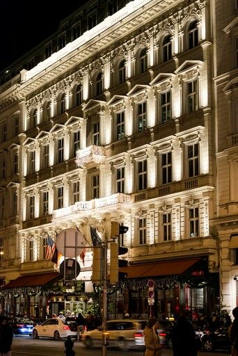 Hotel Sacher Vienna, by christopher.wildzeisz