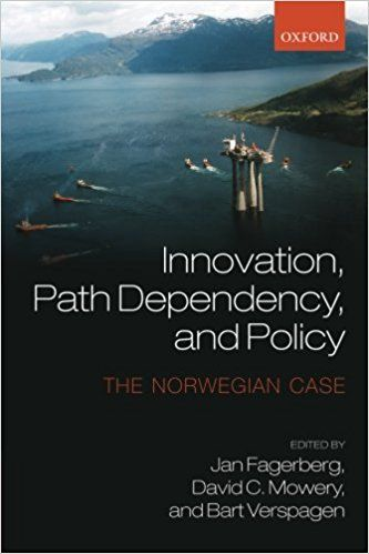 Innovation, Path Dependency, and Policy: The Norwegian Case (EBOOK) FULL TEXT: http://search.ebscohost.com/login.aspx?direct=true&db=nlebk&AN=269727&site=ehost-live