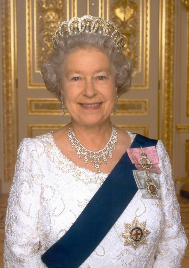 HRH The Queen. Today 6th February 2012 marks the 60th anniversary of her ascension to the throne.