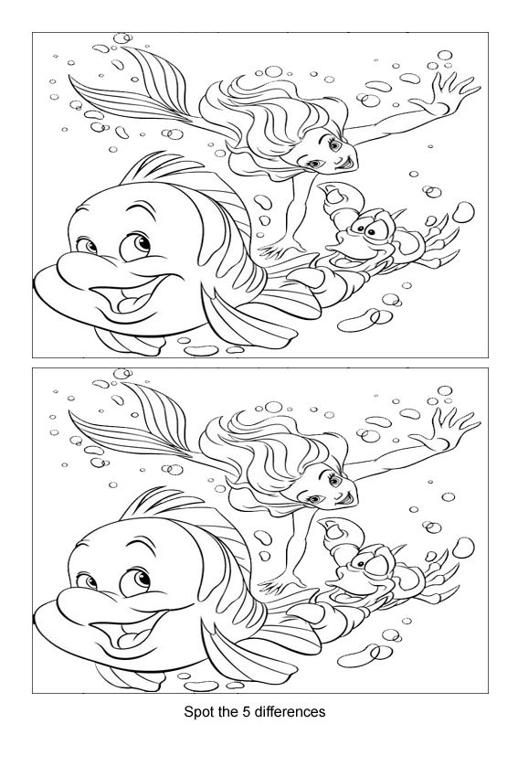 ariel-find-the-differences.jpg (567×850)