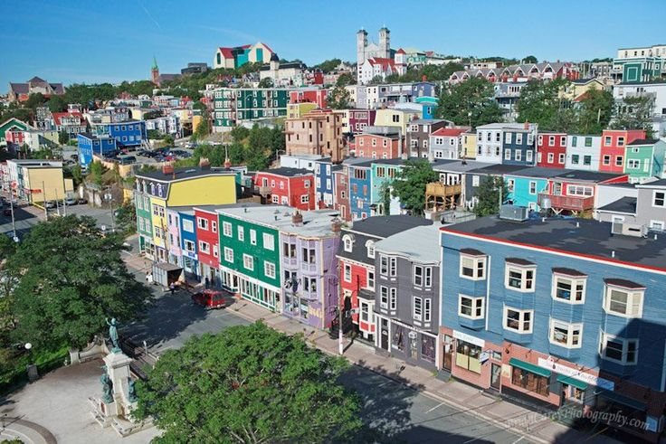 What's Your Favorite Place You've Visited? St. Johns, Newfoundland