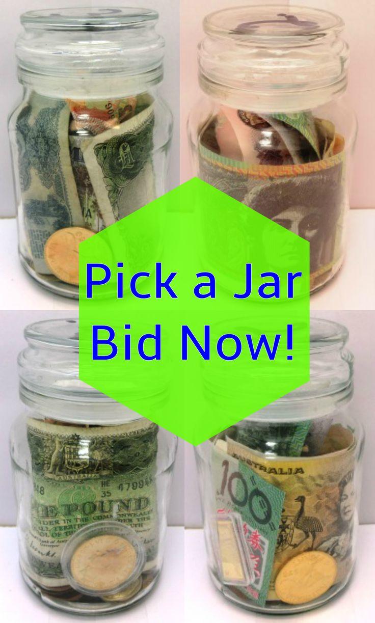 View & bid on your Jar of Coins, Banknotes & Stamps here: https://www.lloydsonline.com.au/AuctionLots.aspx?aid=7091&pgn=1&pgs=100&smode=0&gv=True&utm_content=buffer3d698&utm_medium=social&utm_source=pinterest.com&utm_campaign=buffer
