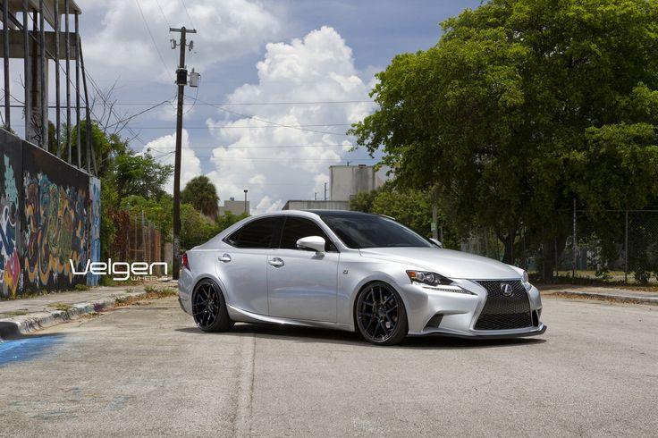 Lexus IS250 F Sport Velgen Wheels 19x9 & 19x10.5