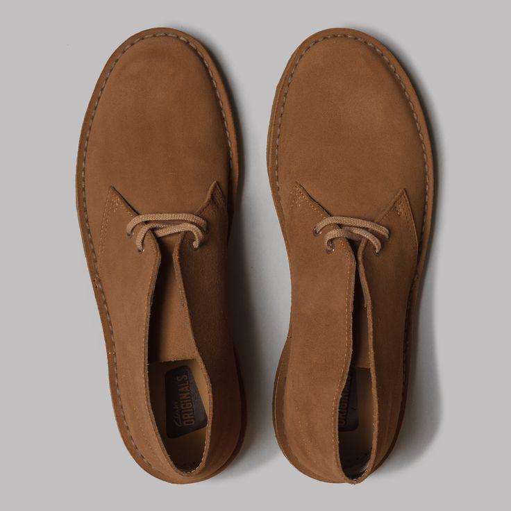 1000 Ideas About Clarks Desert Boot On Pinterest Boots