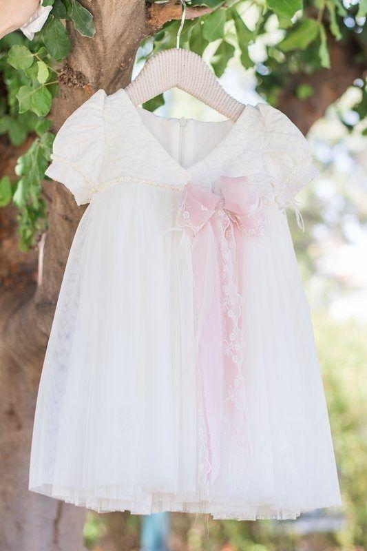 Βαπτιστικό φόρεμα Bambolino Thalia, μπομπονιέρες γάμου, μπομπονιέρες βάπτισης…