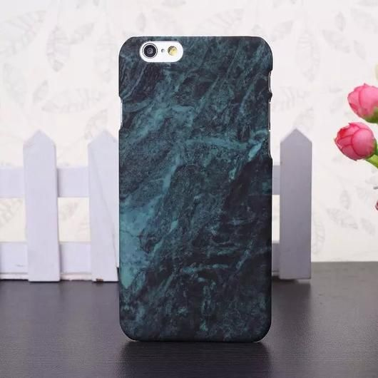 Cases for Iphone 5s 5 6 6s 7 Plus Hard Plastic Marble Stone Painted Phone Case Cover for iphone 5s 7 5.5inch 2016 New Case