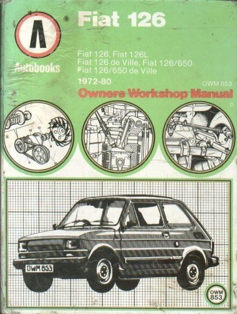 Fiat126 user manual