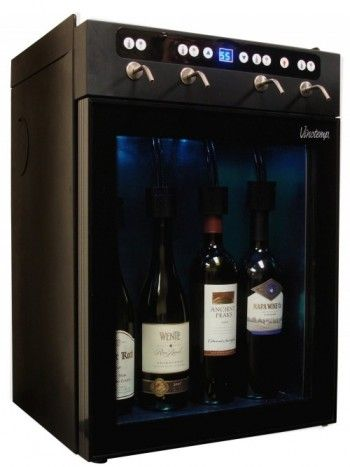 Vinotemp Wine Dispenser - http://www.crackformen.com/vinotemp-wine-dispenser-800