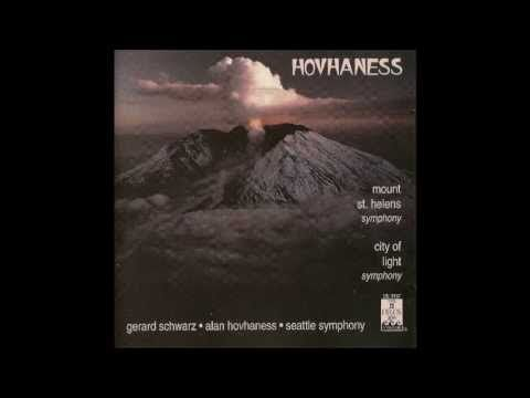 ALAN HOVHANESS: Symphony No.50 Mount St. Helens Op.360 - III. Volcano [A...