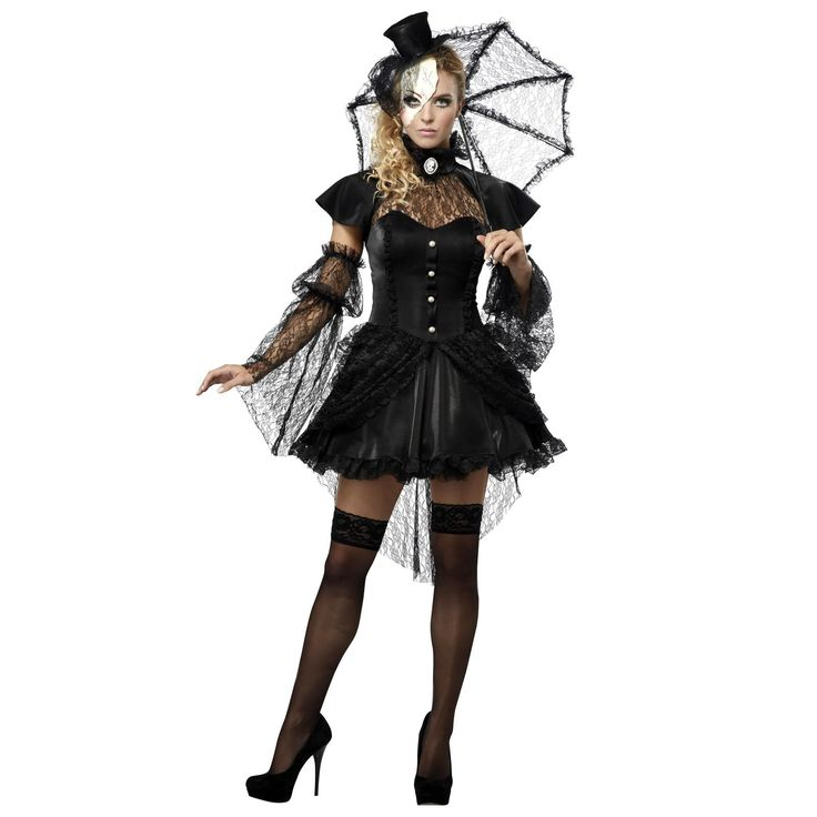 I found great Halloween Costumes on BuyCostumes.com. Victorian Doll Adult Costume, Click here to find more unique Costume ideas! Life's better in costume.