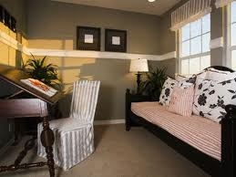 Multi-Purpose - if you are looking to double your living room space as an office, a daybed could be used in an office or even the living room to accomodate guests that might stay over.
