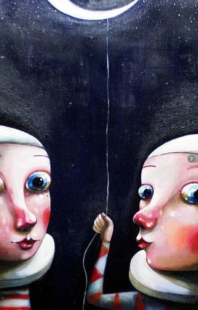 Daria Palotti.Artist.