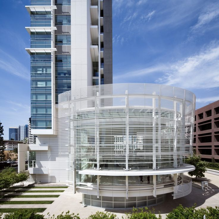 United States Courthouse, San Diego – Richard Meier & Partners Architects