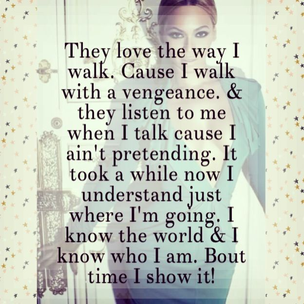 Beyonce grown woman. Love this so much.