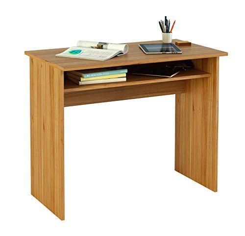 Mekablock Meka-Block K-9465N – Computer desk, 90 cm wide, colour walnut. No desc… – Compare Prices