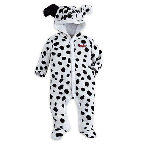 how to make a 101 dalmatian costume
