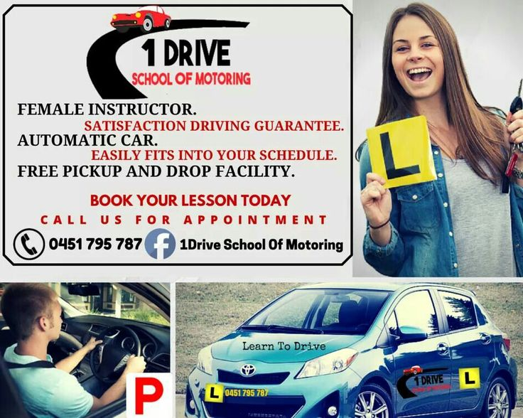 We strive to teach you safe driving to survive on the roads!! #sydney