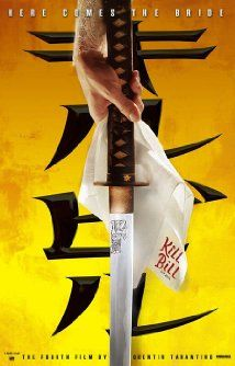 KILL BILL: VOL. 1 (2003) Written and directed by Quentin Tarantino. Character The Bride written by Uma Thurman