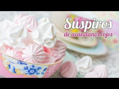 Suspiros o Galletitas de merengue suizo   #4 Mesa dulce para Baby Shower   Quiero Cupcakes! - YouTube