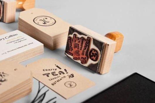 Desain Stempel Karet - Hilary Stationery 1