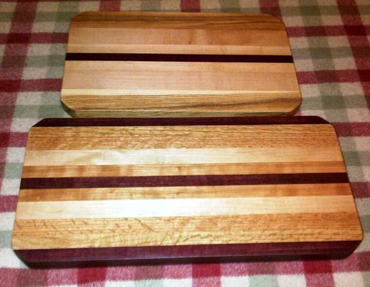 2 more of our laminated Cutting Boards now available
