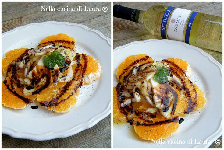 insalata di arance e finocchi - nella cucina di laura