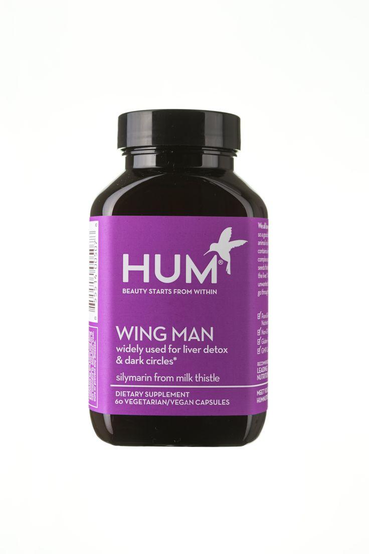 Wing Man Dark Circle Remedy Supplement