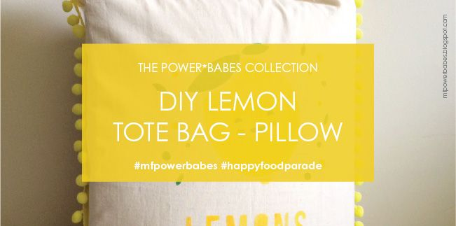The Power*Babes Collection by mf: LEMONS CAN HAVE EVEN MORE FUN