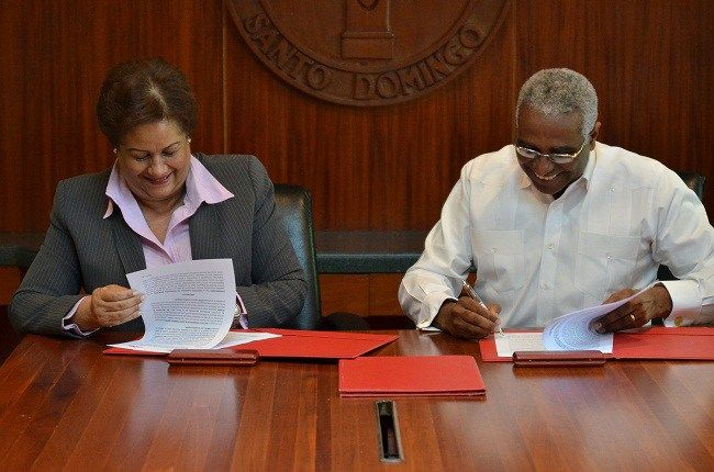 Instituto Nacional de Migración e INTEC investigarán sobre trata de personas en RD