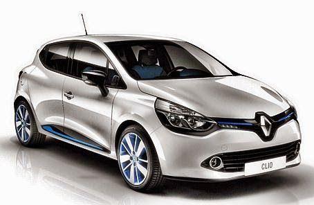 2015 Renault Clio Price Design Performance