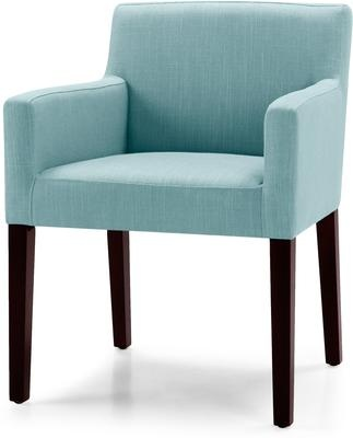 Wilton Chair, Teira Blue from made.com