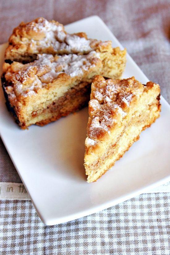 Amaretti Ricotta Cake