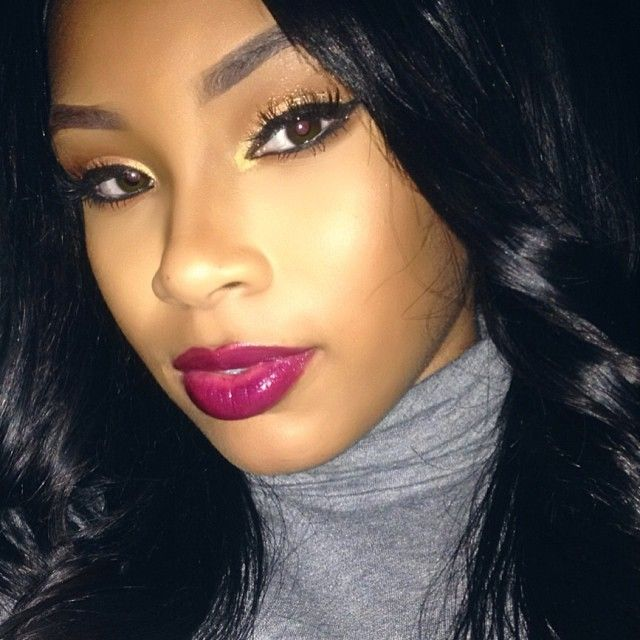 The beautiful Aaliyahjay doing a simple fall look using Bella Terra Cosmetics Mineral! #BellaTerraCosmetics http://www.bellaterracosmetics.com