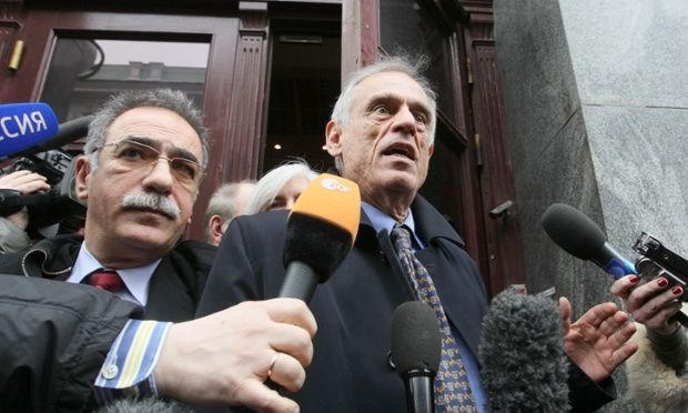 MICHAEL SARRIS, CYPRUS FINANCE MINISTER RESIGNS AS BLAME GAME STARTS