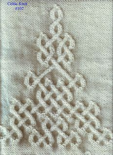 Celtic Motif (#102) Pattern  There are dozens of wonderful Celtic links in this Ravelry store, including alphabet and snowflakes too!