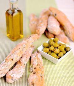 Kdo tenhle olivový chleba jednou ochutná, bude ho už péct pořád; Greta Blumajerová