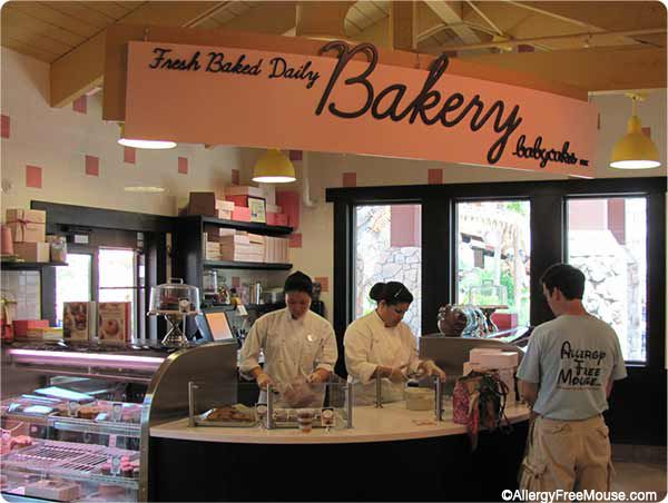 Babycakes bakery- Downtown Disney Disney world allergy free bakery! Won't be loosing weight on this trip!