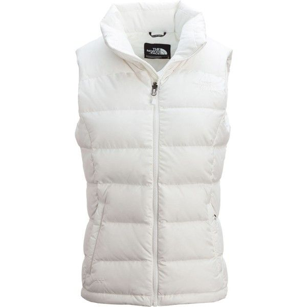 The North Face Nuptse 2 Down Vest ($149) ❤ liked on Polyvore featuring outerwear, vests, zip vest, the north face, zipper vest, down vest and the north face vest