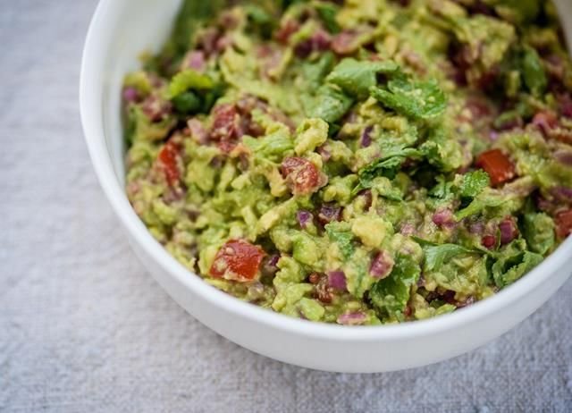 A beautifully simple guacamole recipe from Great British Chef Matthew Tomkinson makes a wonderful summer side