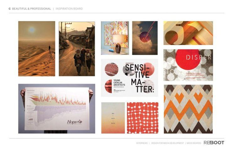 How to Create a Moodboard And Get Your Creative Juices Flowing – Design School