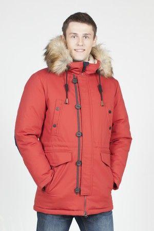 Аляска мужская зимняя на синтепухе Aviva 64-860. Купить можно в наших розничных магазинах в Новосибирске, либо в нашем интернет-магазине с доставкой по всей России. По цене  9 950 руб.