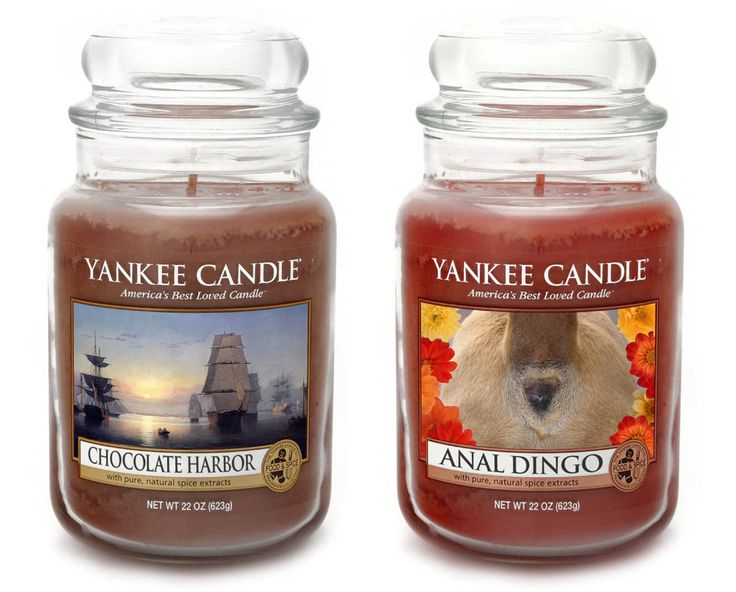 candle anal