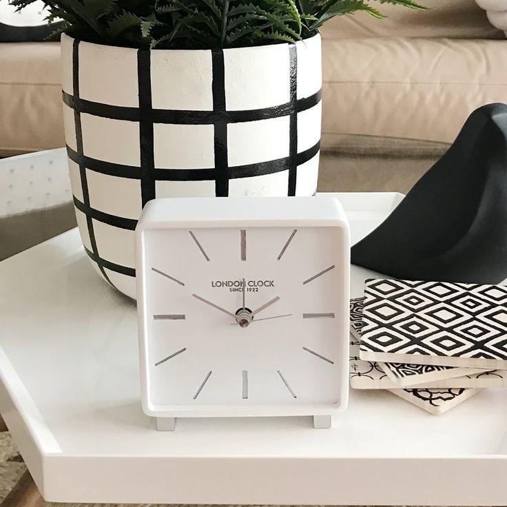 Oslo Tabletop Clock