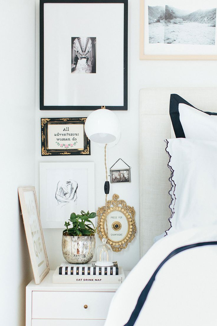 best gallery wall images on pinterest