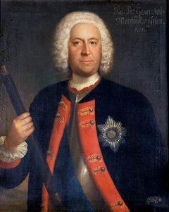 Friedrich Wilhelm von Grumbkow - przyjaciel Seckendorffa (brał od niego austriackie pieniądze), w młodości awanturnik i oficer. W okresie 6 XII 1728 - 18 III 1739 był pierwszym ministrem Prus