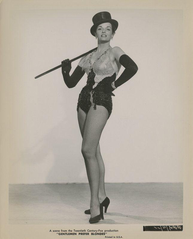Jane Russell (5) Vintage φωτογραφίες συμπεριλαμβανομένων των The: Lot 230